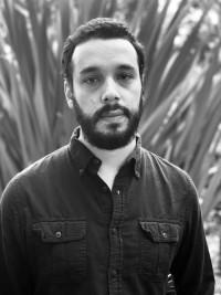El director de cine Jerónimo Atehortúa. ©Sonia Ariza