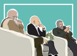 Grandes pensadores da Planeta